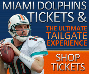 Miami Dolphins Tickets - Click Here!